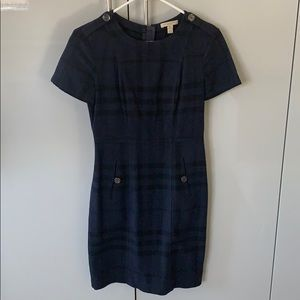 Burberry Brit dark blue dress